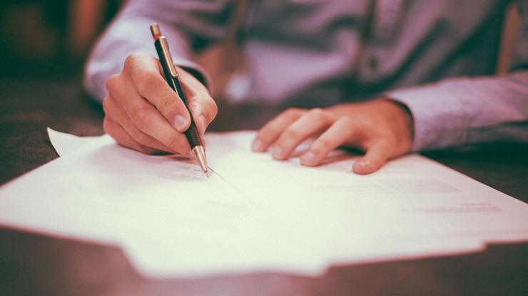 unterschrift maklervertrag maklervollmacht vertrauen