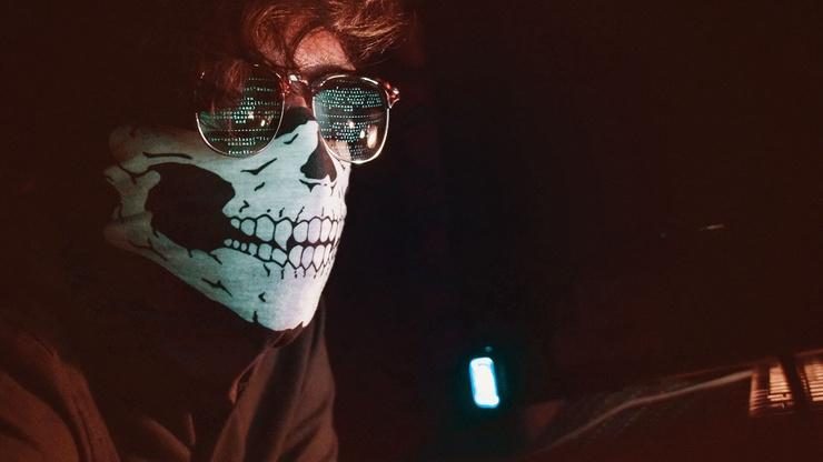 hacker, cyber-kriminalität, versicherung, maske
