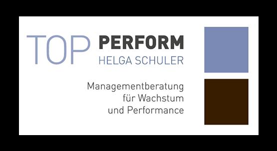 Logo Unternehmensberatung Top Perform