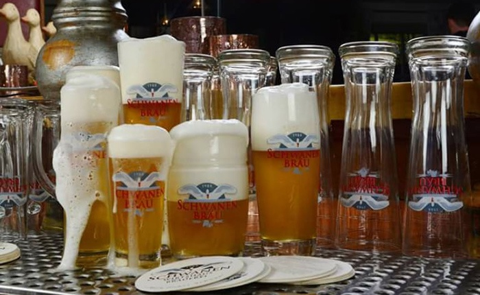 bier gläser Braukunst