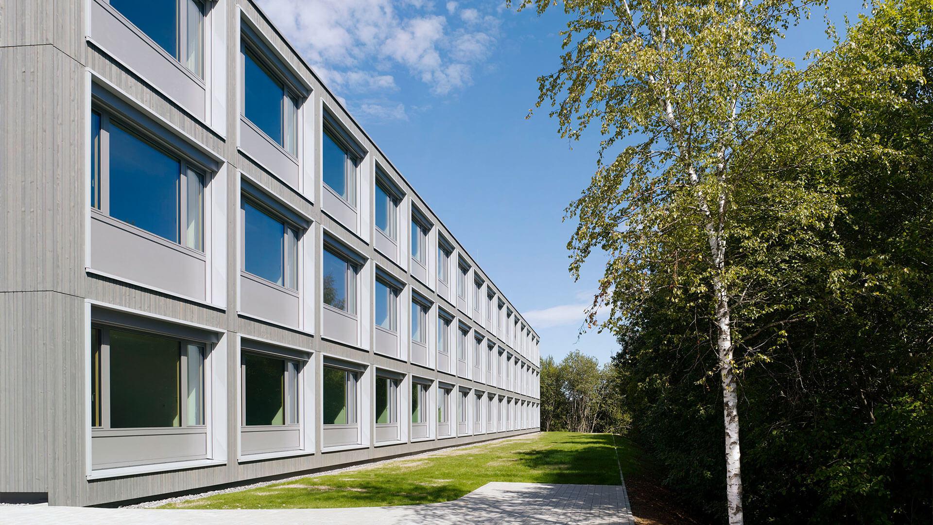 Neubau Hörsaal- und Bürogebäude an der Hochschule für Polizei Baden-Württemberg